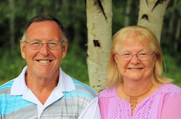 Alan and Penny Keay  - 